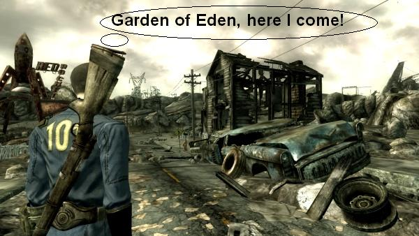 Fallout 3 GECK Editor Available for Download - Unigamesity