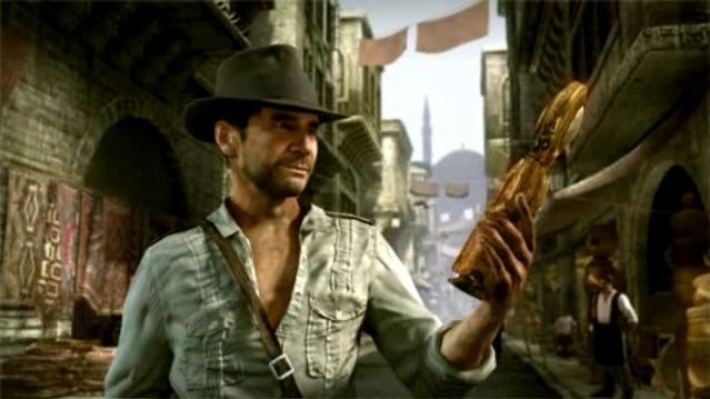 скачать игру Indiana Jones And The Staff Of Kings для пк - фото 2