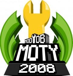 MOTY 2008 Logo