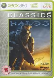 Halo 3 Classics Packshot