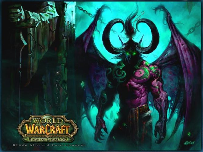 world of warcraft art. work on the WoW patch 3.2,