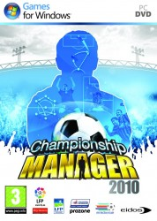 Championship Manager 2010 cover