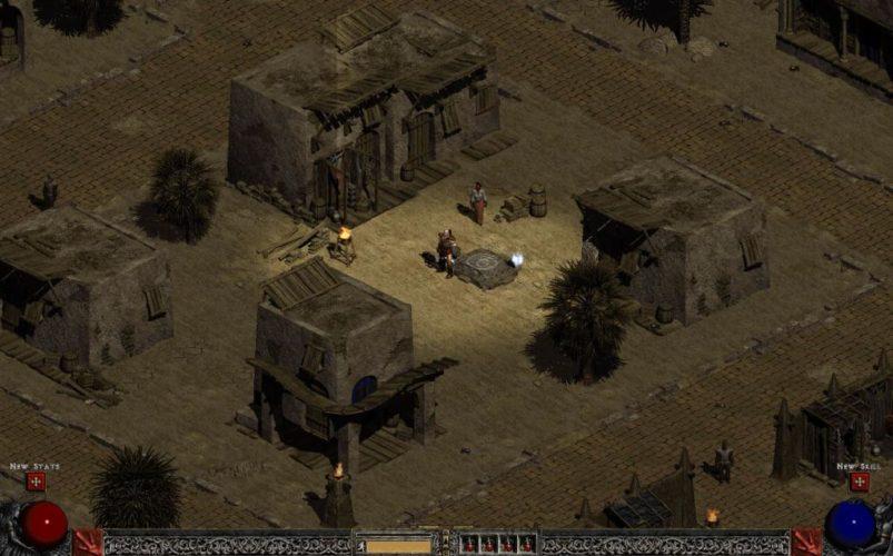 Diablo 2 multires скачать торрент