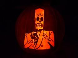 grim-fandango-halloween-pumpkin