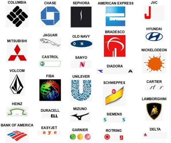 logo quiz 5 letters