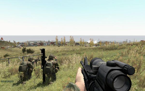 Патчи - Addons ArmA 2 Operation Arrowhead - ArmA 3