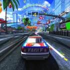kickstarter racing game