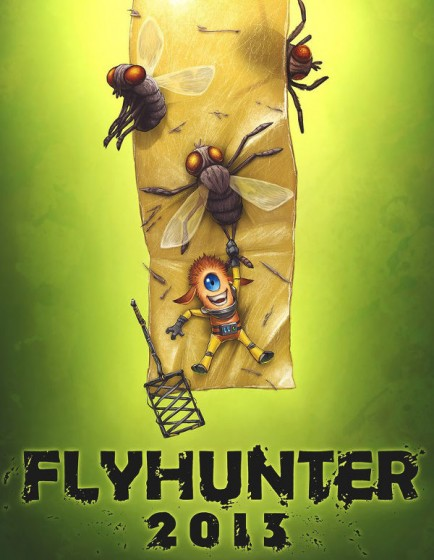 Fly Hunter Logo