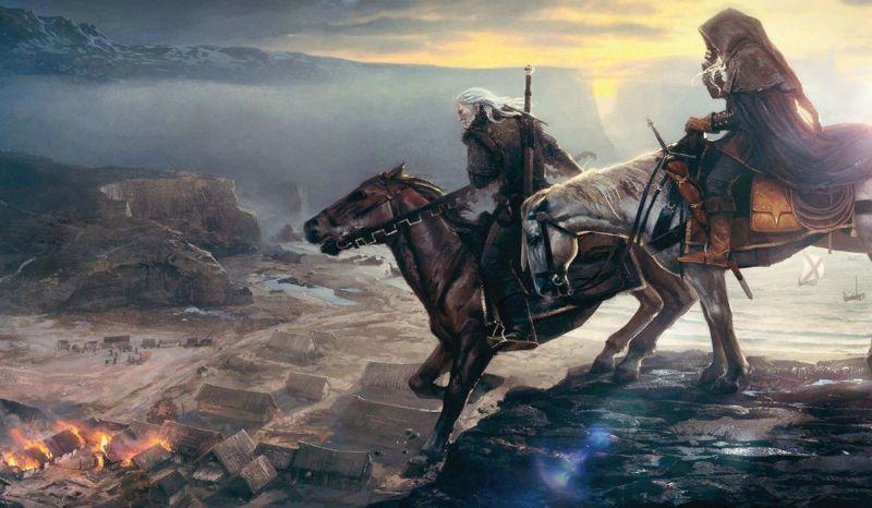 Witcher 3 Horses