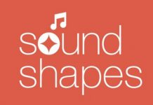 The logo for Sound Shapes