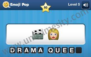 Emoji Pop Answers: Level 5 – 75 to 5 – 109 Cheats - Unigamesity
