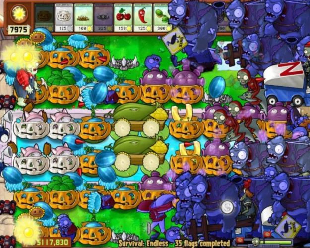 Plants vs zombies 2 set for a july 18th ios release unigamesity the voltagebd Gallery