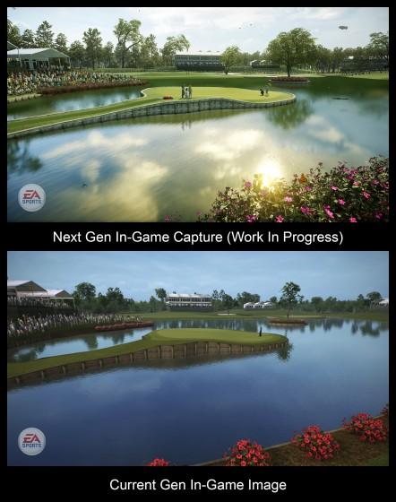 PGA Tour screenshots