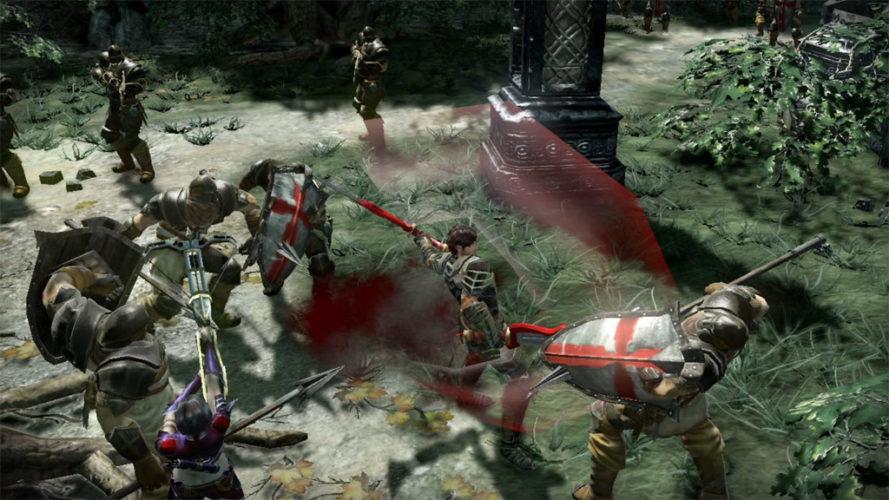 скачать Blood Knights скачать торрент - фото 3