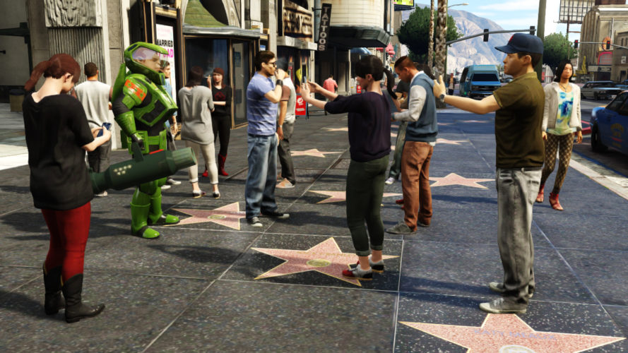 GTA 5 Patch 1 09 Released to Fix Crashes, Remove Hackers