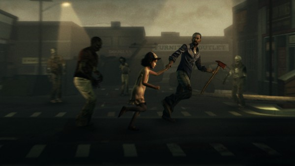 Telltale Walking Dead