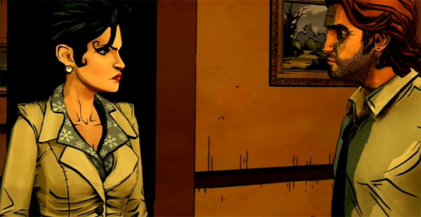 Wolf Among Us screenshot