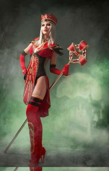 gabriela wow cosplay 01
