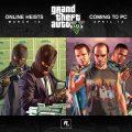 GTA V Heists PC release