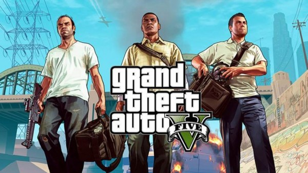 04 Grand Theft Auto V