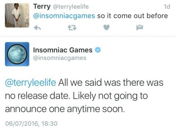 Insomniac tweet