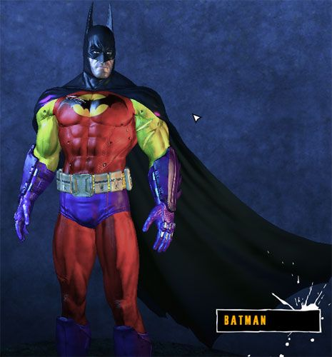 8 Modded Batman Costumes You Must Try in Arkham Asylum ...