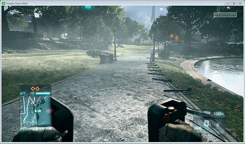 battlefield 3 leaked alpha screenshots and info galore