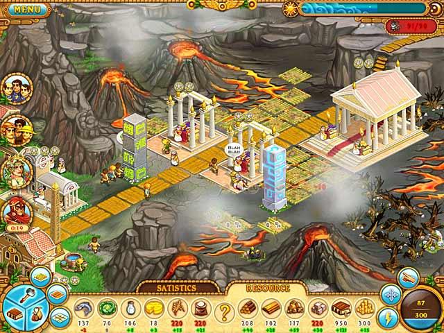 Greek God Games