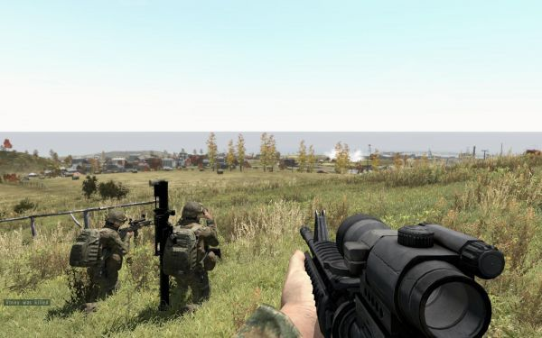 arma 2 editor how to use synchronize