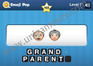 Emoji Pop Answers