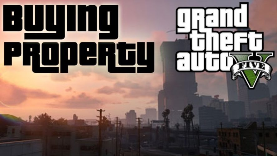 How To Buy Property Safe Houses In Gta 5 Grand Theft