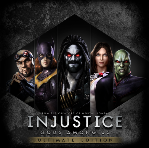 Injustice: Gods Among Us Ultimate Edition Released ...