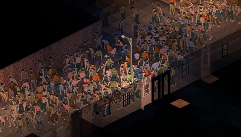 Project zomboid patch log