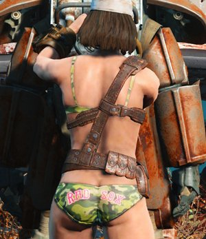 fallout nudity mods gif