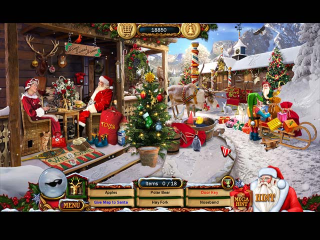 Christmas Themed Online Games
