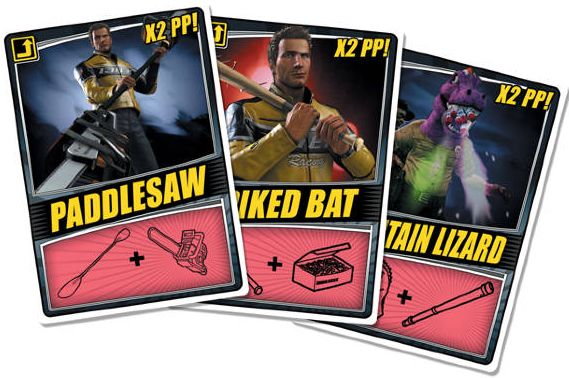 Guide To Dead Rising 2 Combo Cards Unigamesity