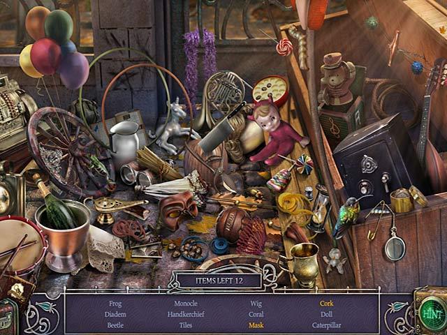 hidden object games casino