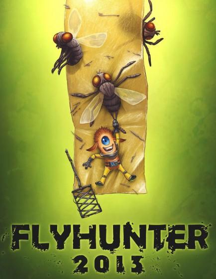 Fly Hunter Logo