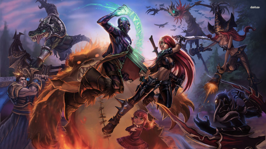 League Of Legends New Game Mode One For All Is Temporarily Live