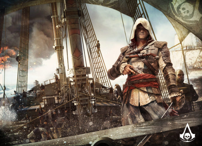 Assassins creed iv black flag assassins or sailors creed the protagonist of assassins creed iv voltagebd Image collections