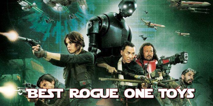 Je sais que les opinions sont mitigées concernant Star Wars : Rogue One, mais j'étais l'une de ces personnes qui ont absolument adoré le film. En fait, je suis extrêmement contrarié qu'il ne s'agisse que d'un film autonome, car j'aurais également aimé voir les personnages dans d'autres itérations. Mais même s'il n'y aura pas d'autres films mettant en scène mes personnages préférés dans un SW : Rogue One Story, je peux quand même les avoir près de moi grâce à certains incroyables jouets et figurines Rogue One.