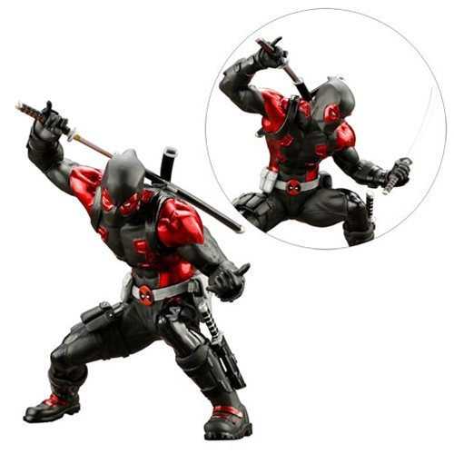 deadpool black suit