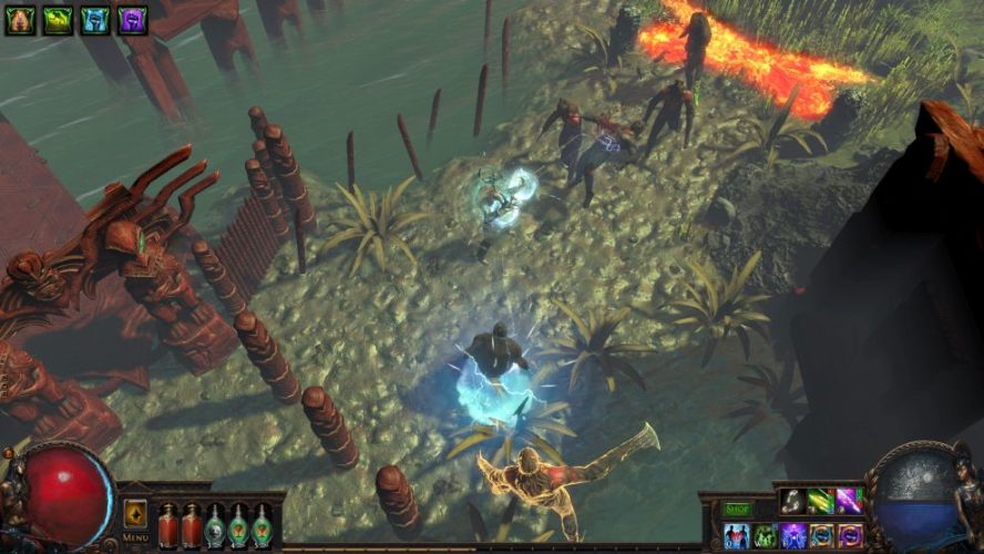An Efficient Path of Exile Leveling Guide - Unigamesity