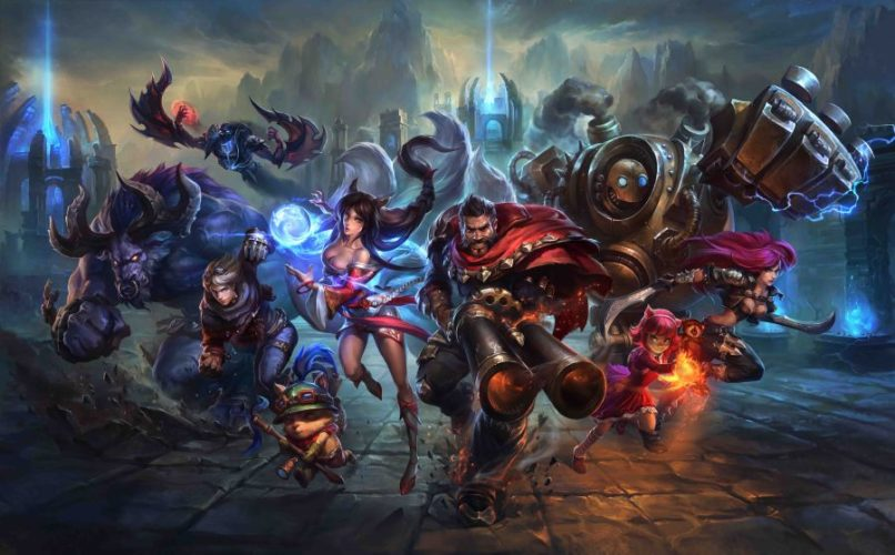 These Are The Best Games Like League Of Legends For Android And Ios Unigamesity