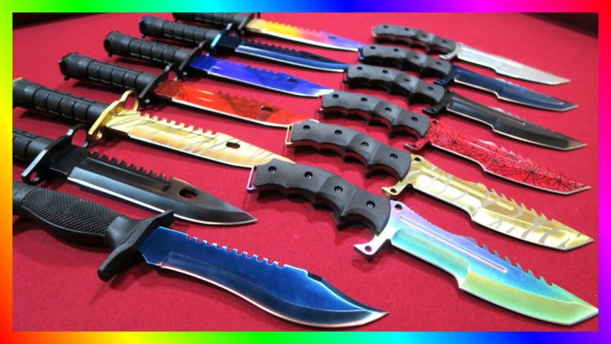 What is the most expensive knife in CSGO? - Unigamesity