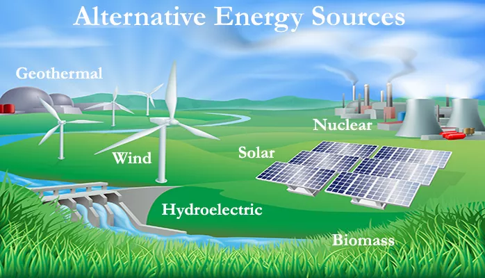 Can We Switch Over to an Alternative Source of Energy? - Unigamesity