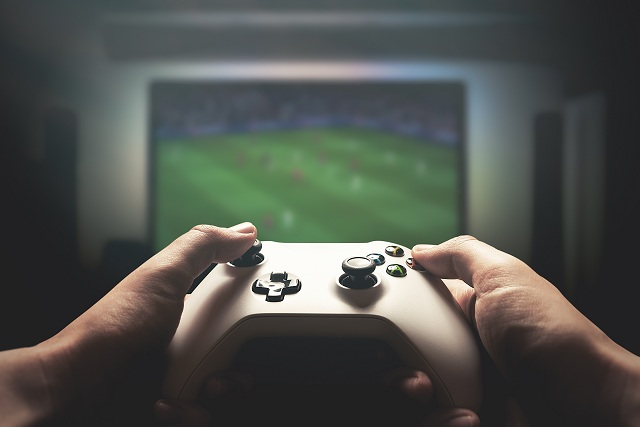 Video gaming console