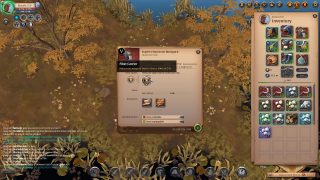 Equip the Albion Online Gathering Gear