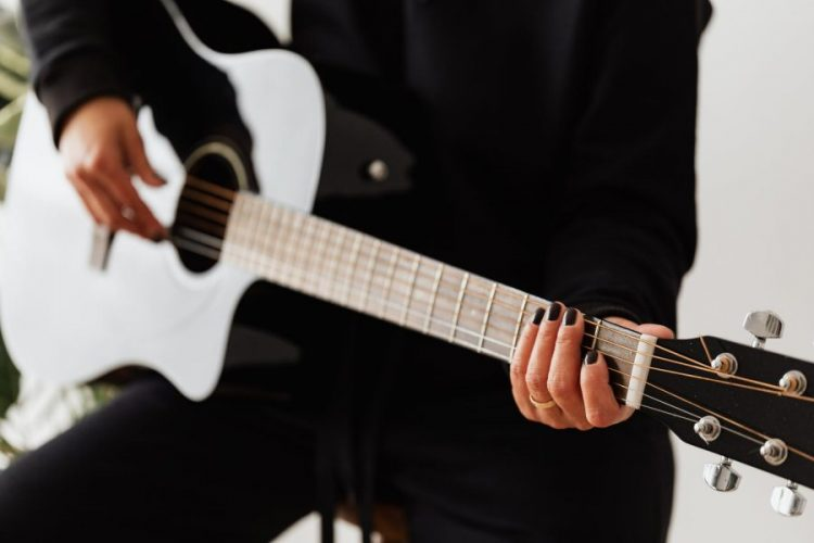 jouer de la musique