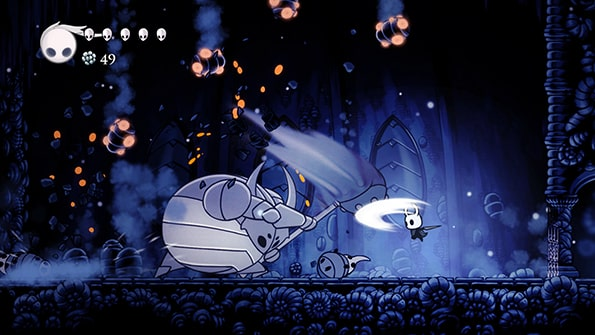 Games Like Hollow Knight